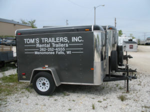 Rent Cargo Trailer from local business